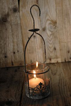 """Juliet Hanging Candle Holder 12"""" $8.99 each / 6 for $8 each"""