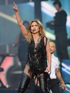 Jennifer Lopez at Chime for  CHANGE LIVE concert in London on June 1st.#chimeforchange