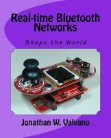Real-time Bluetooth networks : shape the world / Jonathan W. Real Time Operating System, Good Books, Usb Flash Drive, Bluetooth, This Book, Shapes, World, Exercises, Student