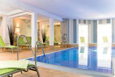 Wellness in der Villa Usedom - das Appartementhaus des Strandhotel Ostseeblick / Insel Usedom / Heringsdorf
