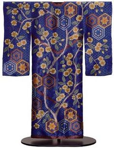 Beadworked Kimono by Madelyn Ricks