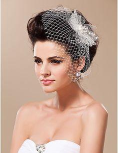mariage voile de mariée mariage moderne casque - EUR € 4.99