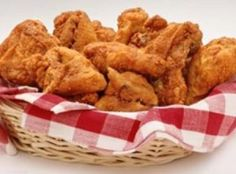 Church's Fried Chicken Coating Recipe