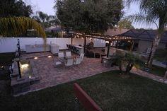Paver Patios, Patio Designs, Outdoor Impressions, Brandon, Florida, FL