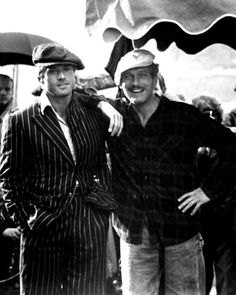 The Sting: Robert Redford & Paul Newman