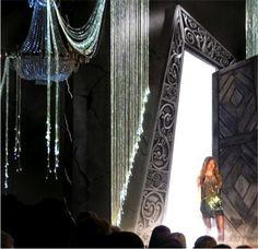 Sfilata Amuleti j                                              Curtains, Home Decor, Fashion, Moda, Blinds, Decoration Home, Room Decor, Fashion Styles, Draping