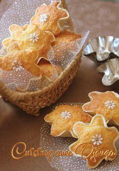Gâteau algérien knidlette noix de coco