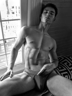 Dom Blanchard by Cody Kinsfather | Homotography