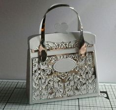 Eye-Opening Useful Ideas: Simple Hand Bags hand bags red accessories.Hand Bags And Purses Handmade. Homemade Gift Bags, Petite Purses, Tonic Cards, Pioneer Gifts, Paper Purse, Kensington And Chelsea, Stampin Up, Craft Bags, Handmade Handbags