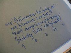 Baby Modern Katrina Uprightvendors: Calligraphy Katrina