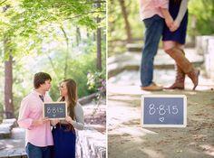 Kristy + Alan. Engaged. Best Smiles award. Stone Mountain Park. Atlanta, Ga. #engagementphotographer