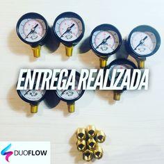 ¡Entrega realizada! 💪💪💪#somosduoflow #duoflow #manometros #controldefluidos #industria #fluidos #buenosaires #pilar #buenosaires