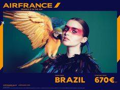 La French Touch by Air France | Pub en stock