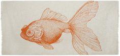 Goldfish sarong
