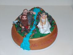 Lord of the Ring's cake