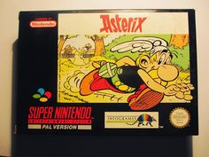 On instagram by videogame_treasure #gameboy #microhobbit (o) http://ift.tt/1KFSRPH  #RetroGames  #ClassicGames  #Videogame_Treasure  #Videogames  #GameCollector  #Nintendo  #Gameboy  #gamersunite  #gaming   #asterix  #snes