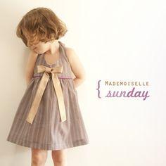 Vanessa Pouzet -Patron Mademoiselle [Sunday]