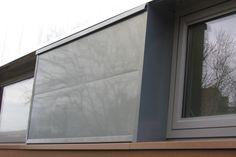 Produits utilisés : Revêtement de façades isolants M32 & M62 Type de finitions : Effets Matières, Vision Type de pose : Bâtiment à ossature bois (MOB) #myral #isolation #thermique #façade #rénovation