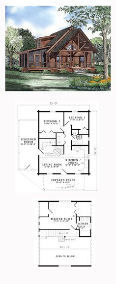 Log Home Decorating Rustic and unique styling help for that dream decor touch log home decor living rooms floor plans Log decor Suggestion posted on 20181128 Small Cabin Plans, Cabin Floor Plans, Cabin Style Homes, Log Homes, Log Cabin Living, Simple House Plans, Log Home Decorating, Cabins And Cottages, Log Cabins