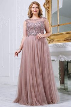 33 Plus Size Prom Dresses: Helpful Tips For Smart Shopping Dresses For Formal Events, Plus Wedding Dresses, Plus Size Prom Dresses, Nice Dresses, Plus Size Bridesmaid, Bridesmaid Dresses, Gowns For Plus Size Women, Maid Of Honour Dresses, Dress Patterns