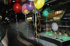 Why Not Let Us Help You Plan A Party To Remember, SoCal? (866) 319-LIMO