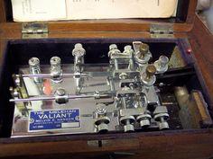 Melehan Valiant CW Morse Code Keyer Telegraph Key | eBay