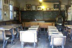 Schoolhouse Knotts Berry Farm