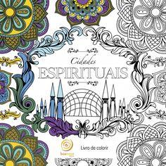 cidades espirituais - livro de colorir - Pesquisa Google