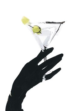 David Downton - Absolut Vodka/Acne Paper, 2010