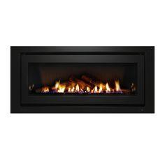 1250 Range, Gas Log Fireplace - Rinnai Australia
