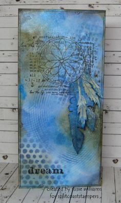 Dream On by susie australia - Cards and Paper Crafts at Splitcoaststampers