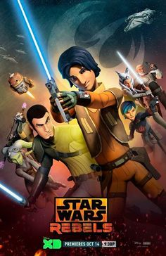 'Star Wars Rebels' Season 2 Gets A Premiere Date And A Sneak Peek Clip