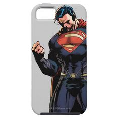 Superman Comic Sketch – Standing iPhone SE/5/5s Case