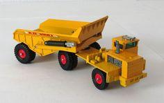 Vintage Matchbox Lesney King Size KW Dart Dump Truck K 2 1960's #MatchboxLesney #KWDart