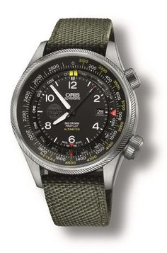 """Oris announced on Monday, July 4, a partnership with the GIGN , resulting in the publication of a new model in the colors of the elite unit. The watch """"Oris GIGN – Operational fallers&#…"""