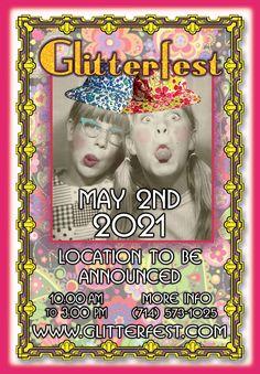 Glitterfest is a unique handmade artisan craft faire in Orange County California. Event location to be announced! Orange County California, Medium Art, Handmade Art, Mixed Media Art, Artisan, United States, Banquet, Spring, Unique