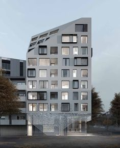 Peel by Milieu, DKO Architecture #contemporaryarchitecture