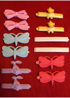 I used to have these...
