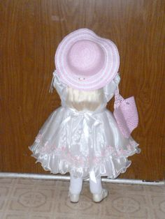 Time out doll  Brittany  all  dressed  up W . Pruse by goldenann,SOLD