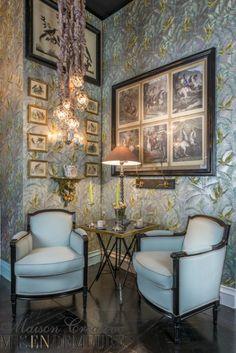 MAISON & OBJET 2013 Paris - Mis en Demeure. More on www.maisoncreative.com.pl