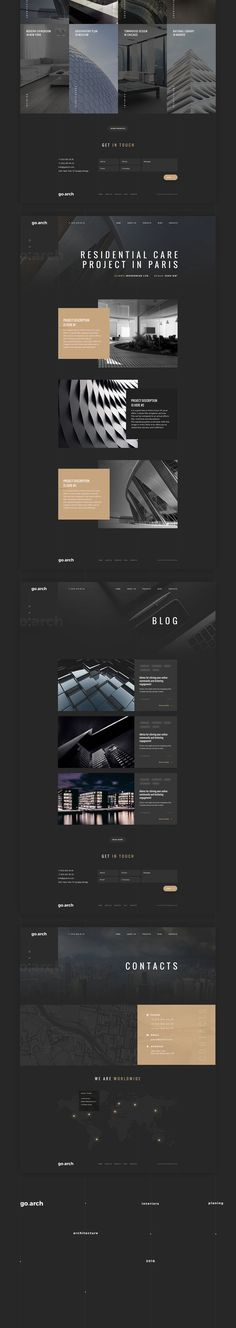(43) Showcase and discover creative work on the world's leading online platform for creative industries. | wwwebdesign | Pinterest