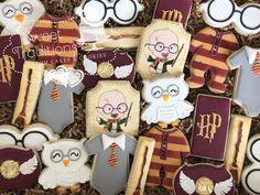 Harry Potter Baby Shower #babyshower #babywizard #babyboy#cookies Harry Potter Baby Shower, Cake Cookies, Babyshower, Sweet Treats, Baby Boy, Cakes, Traditional, Desserts, Food