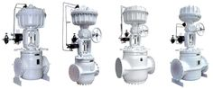 Global Control Valves Market Led by Rising Demand from Power Generation Oil and Gas Sectors