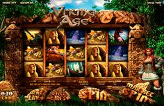 Vikings Age is a 3D slot from Betsoft about the vikings and their treasure. 5 reels and 30 paylines will grant you with many winning chances. You can trigger free spins with three images of red-haired girl and don't forget about Arm-wrestling feature.