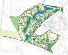 Green Park by Place Design Planning 13 « Landscape Architecture Works | Landezine