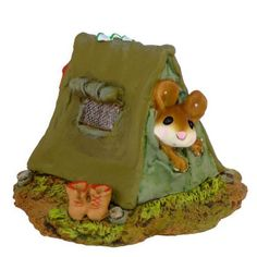 Camping Out - Wee Forest Folk
