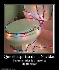 Que el espíritu de la Navidad llegue a todos los rincones de tu hogar