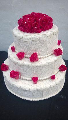 Wedding cake 2014
