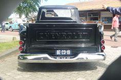 1955 - Chevrolet 3800 Pick Up - rear