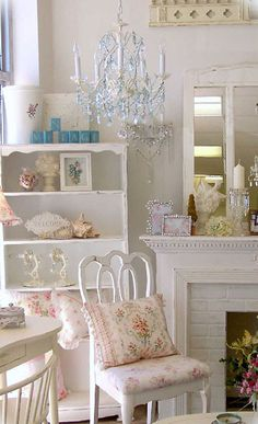 DecoraXpoco: ESTILO SHABBY CHIC